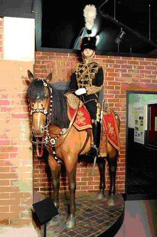 SupportThe King's Royal Hussars Museum